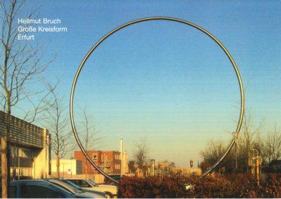 Große Kreisform