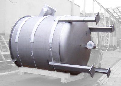 Edelstahlverarbeitung Vorlagebehälter