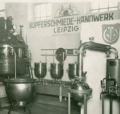 altes Foto Kupferschmiede
